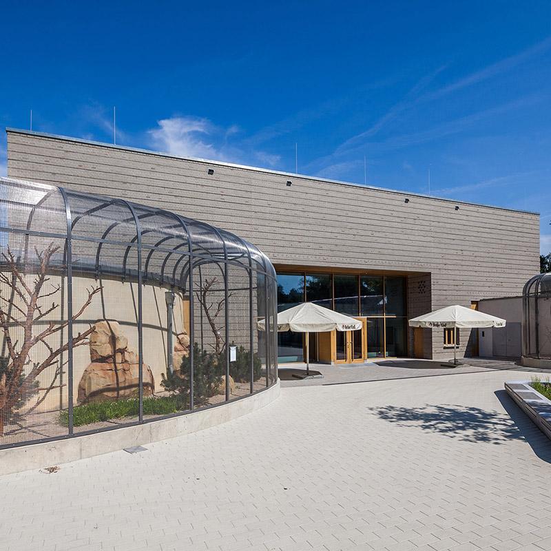 Zoo Vogelhaus